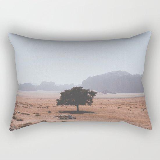 Wadi Rum II Rectangular Pillow