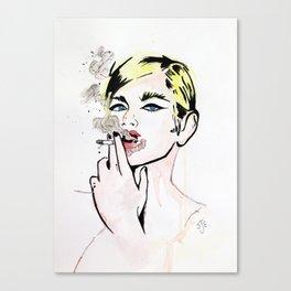 Monique. Canvas Print