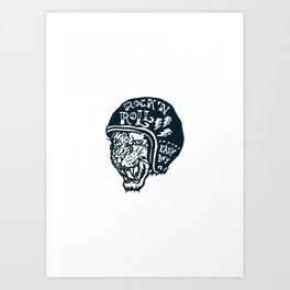 Easy Boy Art Print