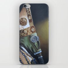 FALL  OUT  POPE iPhone & iPod Skin
