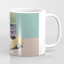 Driving Cones Coffee Mug