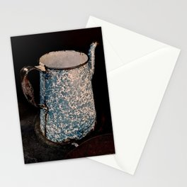Coffee Pot, Haunted Stove- Hell's gate, B.C. Stationery Cards