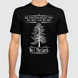 No. 1 The Larch T-shirt