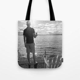Life Seaside Tote Bag