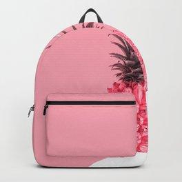 Fresh pink pineapple Backpack