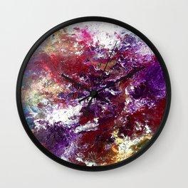 efflorescent #50.1 Wall Clock