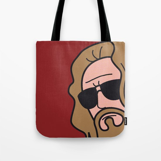 Pop Icon - The Dude Tote Bag