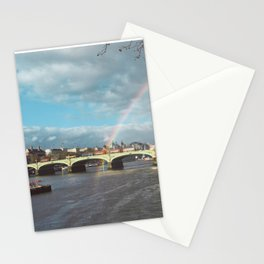 End of the Rainbow. Stationery Cards