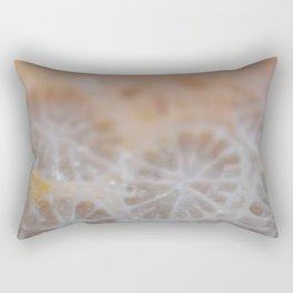 Agatized Coral Rectangular Pillow