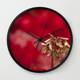 Seeds of Hope Wall Clock