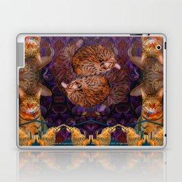 Theadora the Explorer Dreams of Flora Laptop & iPad Skin