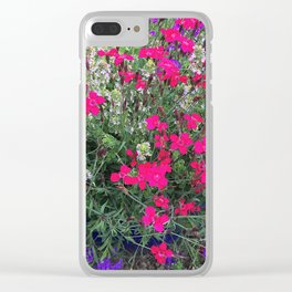 Zing Clear iPhone Case