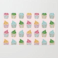 Cute as a multicoloured cupcakes! Rug