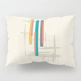 """Mid Century Modern """"Bar"""" Pillow Sham"""