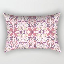 Petal Pusher Rectangular Pillow