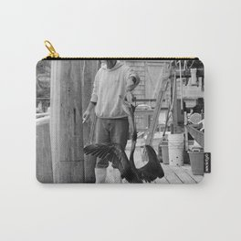 Juvenile Brown Pelican Tale 1 Carry-All Pouch