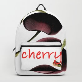 Cherry Backpack