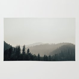 Northern California Forest Rug