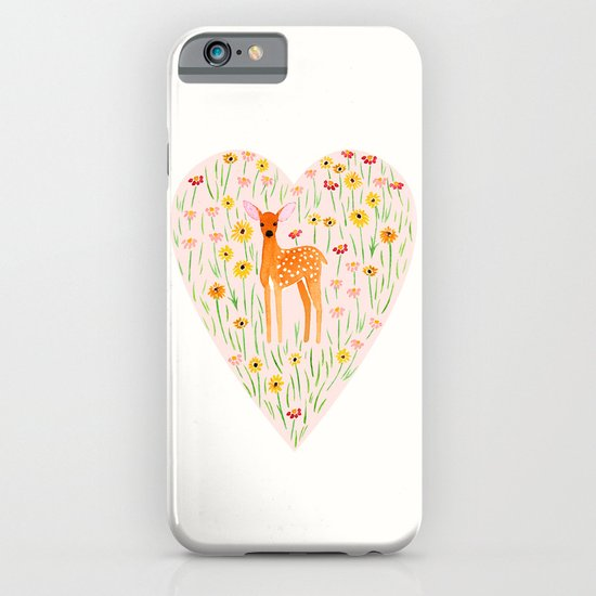 Fawn Valentine iPhone & iPod Case