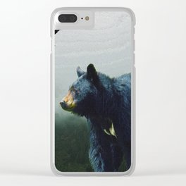 The Sacred Trail of the Great Bear Clear iPhone Case