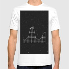 Roller Coaster Constellation T-shirt