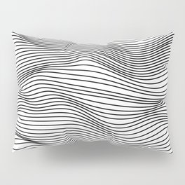 The ocean, the sea, the wave Pattern Pillow Sham
