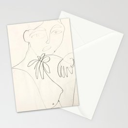 Una Flor: sketch Stationery Cards