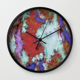 Crag Wall Clock