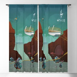 World of Tales Blackout Curtain