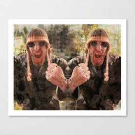 Strong Man Canvas Print