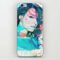 feminism iPhone & iPod Skins featuring Feminism by Oana Popan
