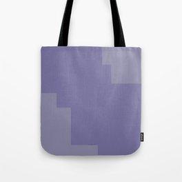 Pastel Lavender Design Tote Bag