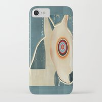 bull terrier iPhone & iPod Cases featuring bull terrier days by bri.buckley