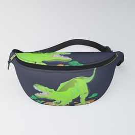 Dino - Bright Fanny Pack