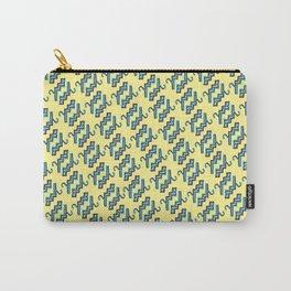 Tetris Hangers Carry-All Pouch