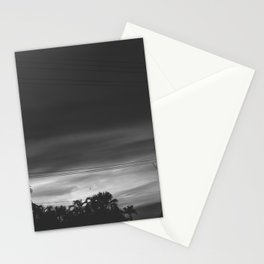 Silhouettes Stationery Cards