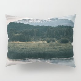 Mount Adams Reflections Pillow Sham