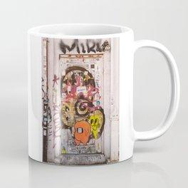 East Village Door II Coffee Mug