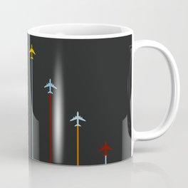 Retro Airplanes 07 Coffee Mug