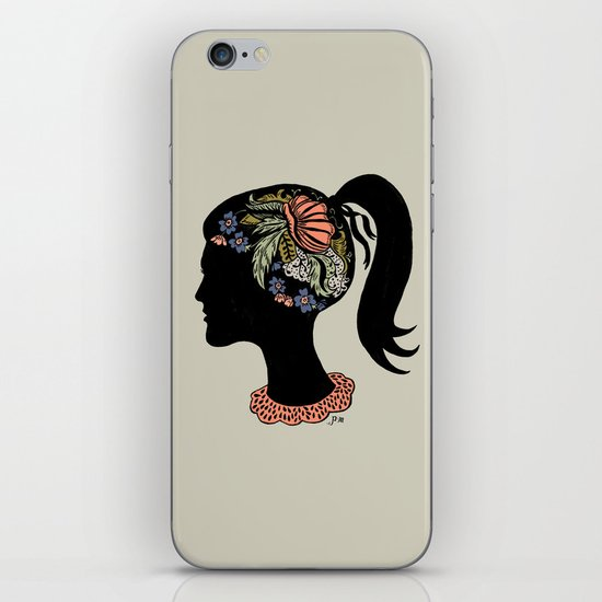 Thought Patterns iPhone & iPod Skin