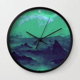The Star Whisperer Wall Clock