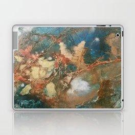 Copper Splash Laptop & iPad Skin