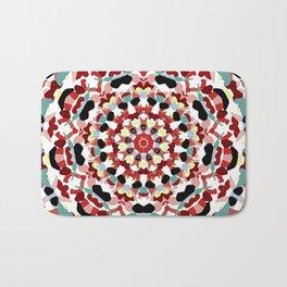 Mandala #4 Bath Mat