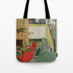 (Acting Like) Some Kind Of Fifties Housewife I Tote Bag