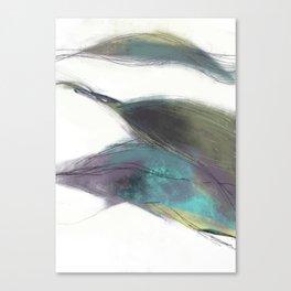 Morceaux/Pieces 6 Canvas Print