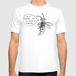Wasps Aren't Evil T-shirt