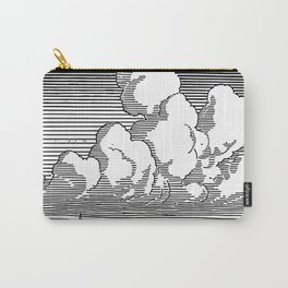 Cumulus Congestus Cloud Carry-All Pouch