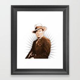 Kirk G Framed Art Print