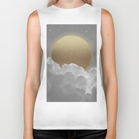 stay gold Biker Tanks featuring Nothing Gold Can Stay (Stay Gold) by soaring anchor designs