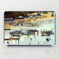 rowing iPad Cases featuring Rowing Regatta by Chris' Landscape Images & Designs